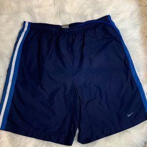 Nike Men's swim trunks, size XL